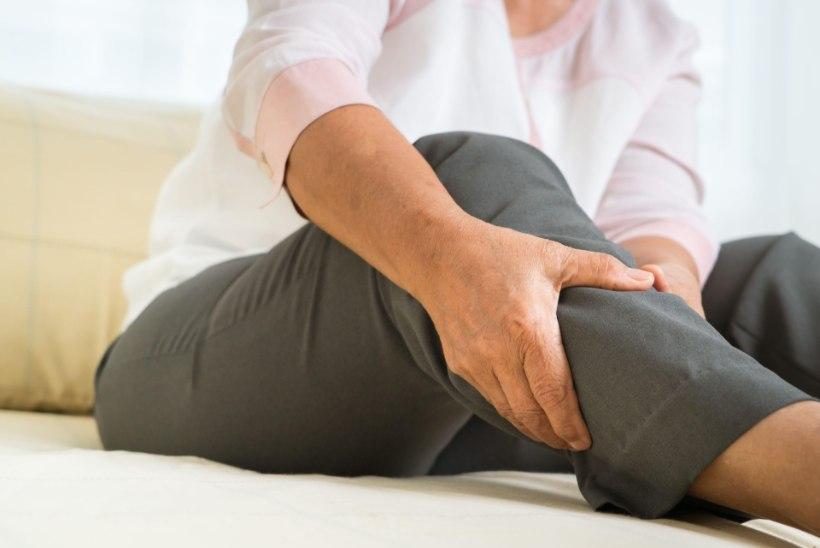Koik olgade artroosi kohta Kae sormede valulikud liigesed