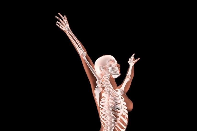 Ravimite salvid liigeste ajal valus harja painutada