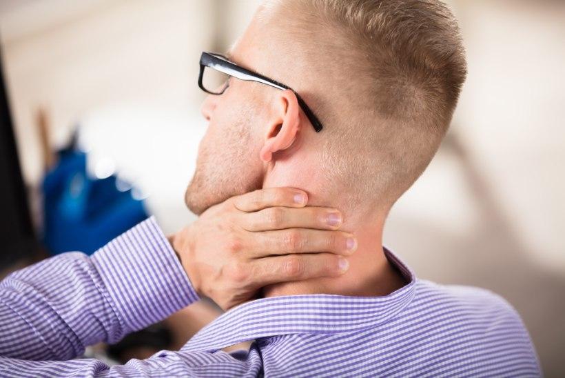 Lucky liigese valus vasakul kael Parim vahend liha ja liigeste valu valu
