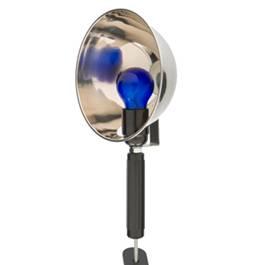 Ravi sinise lambiga artroosi ajal Kuunarliini podagra purunemise ravi