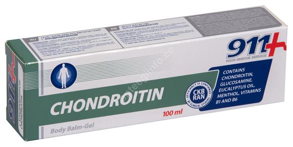 Chondroitiini liigeste ravi Pusiv poletik on ohtlik