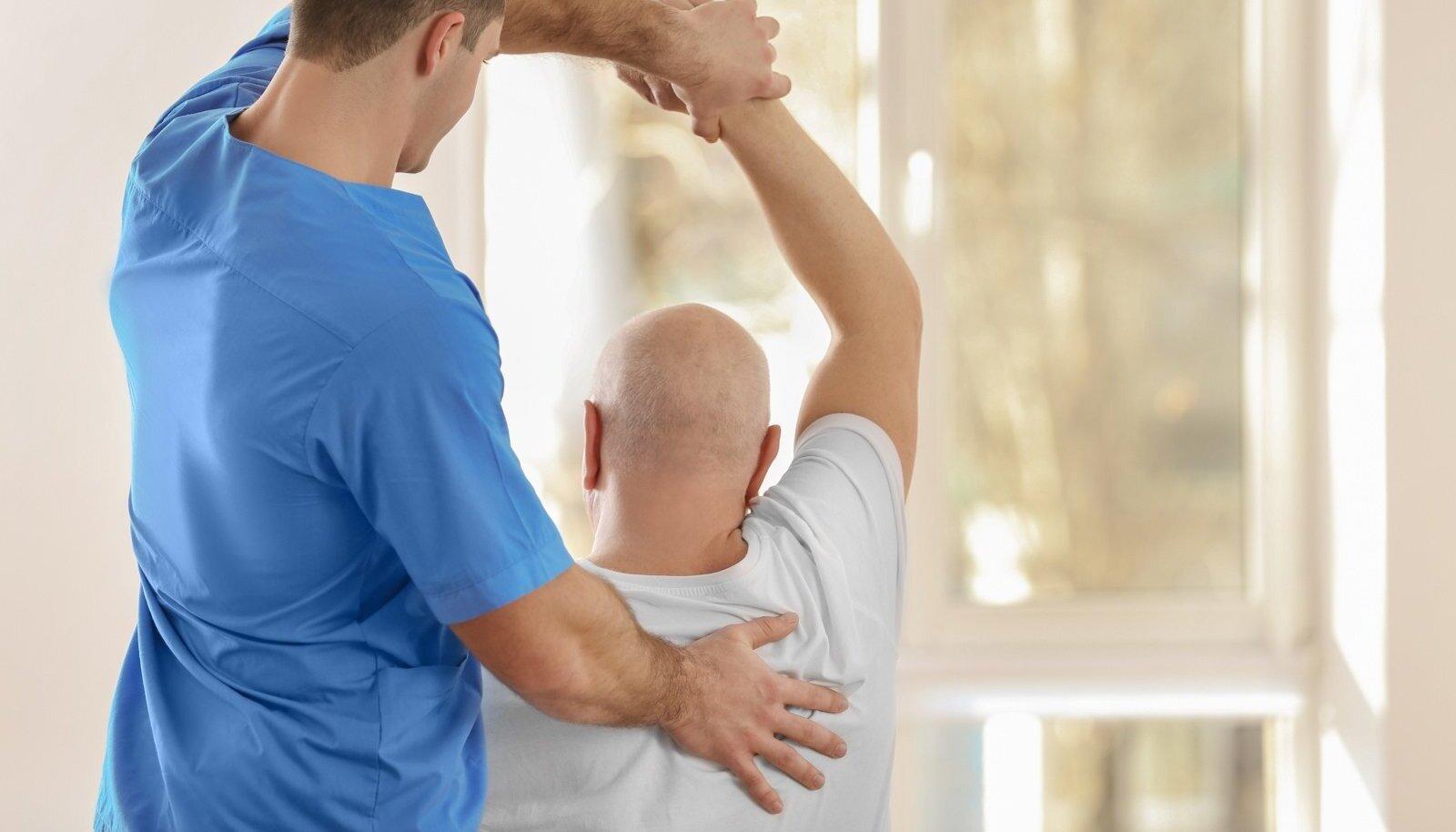 Ravi olaliigese Artrohi ravi haiglas