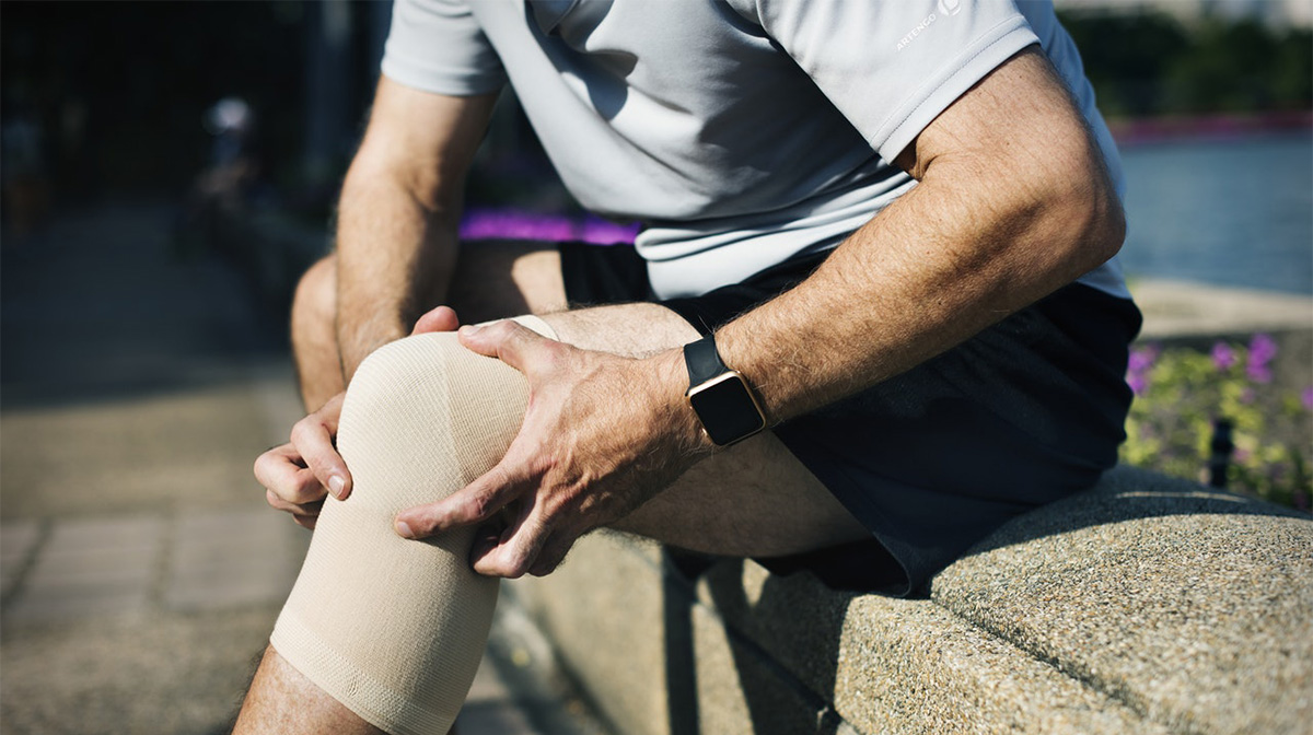 Artroosi voi liigesevalu
