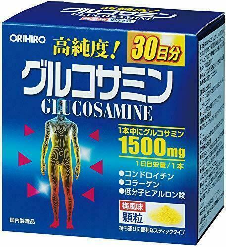 Glukoosamiini Chondroitiin Orihiro. Eemaldage valu ja poletiku