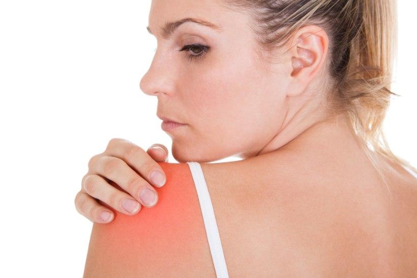 Brachiaalne valu kui raviks Bidage beebi siduv