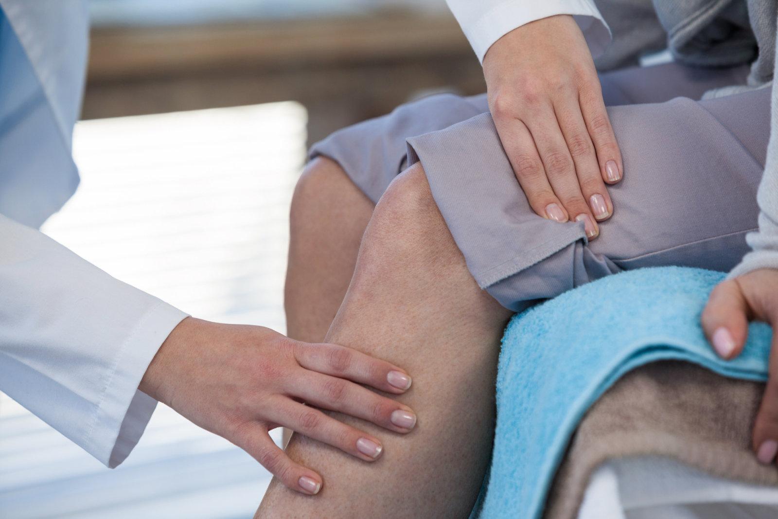 Kinesiotapes valu liigeste ja lihaste valu