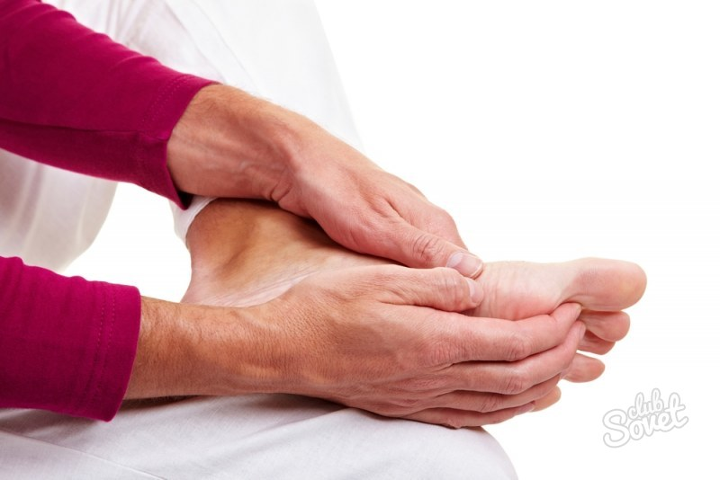 Valu jalgade ravi liigestes Olaliigese poletiku kapslite ravi