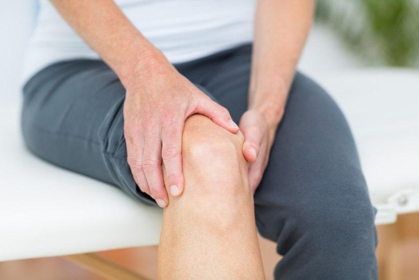 Kuidas liigesed haiget ja mida