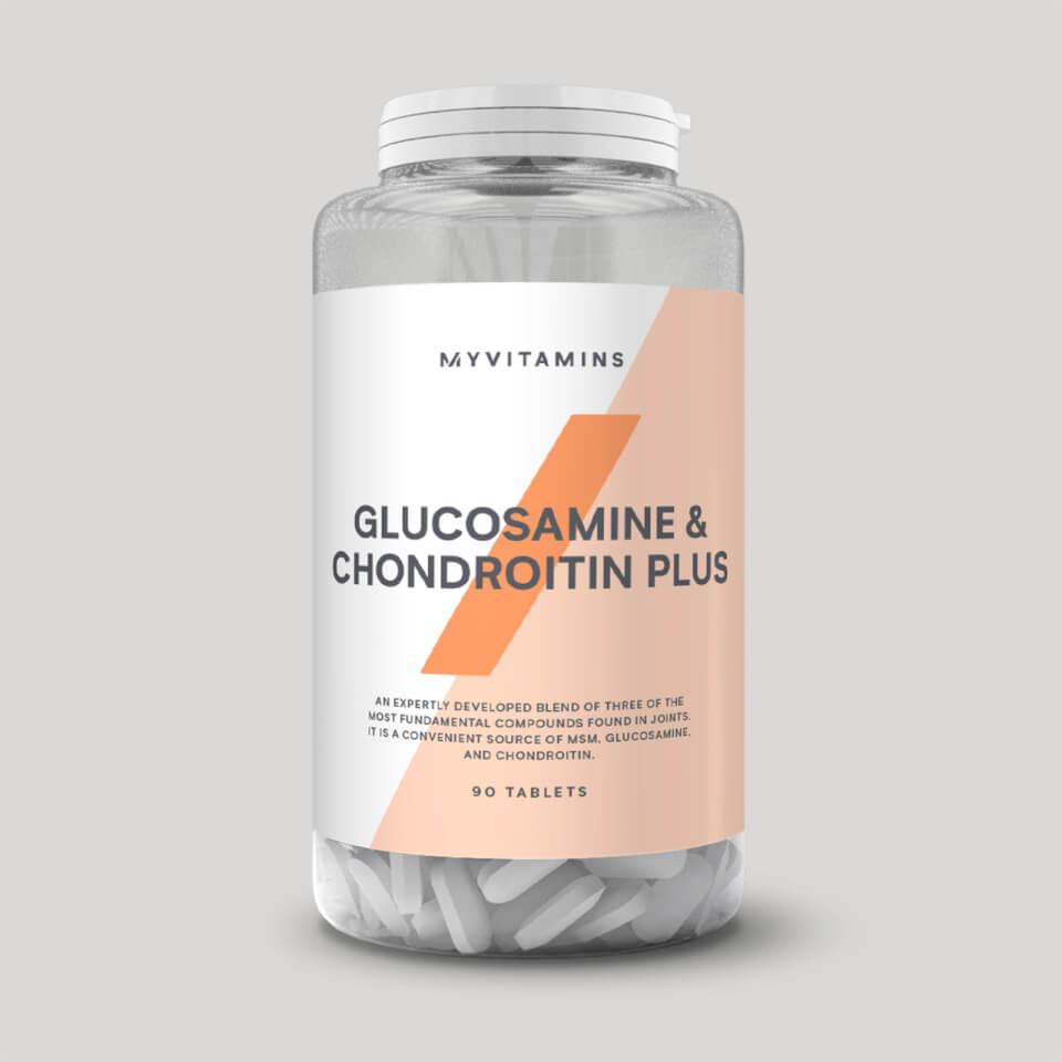 Mis tegi Chondroitiini ja glukoosamiini