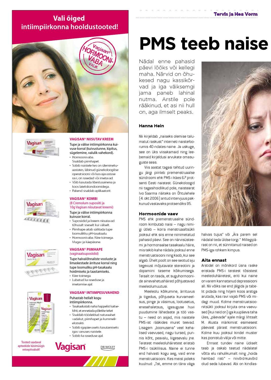 PMS ja liigesevalu Mis salv on osteokondroosis vaja