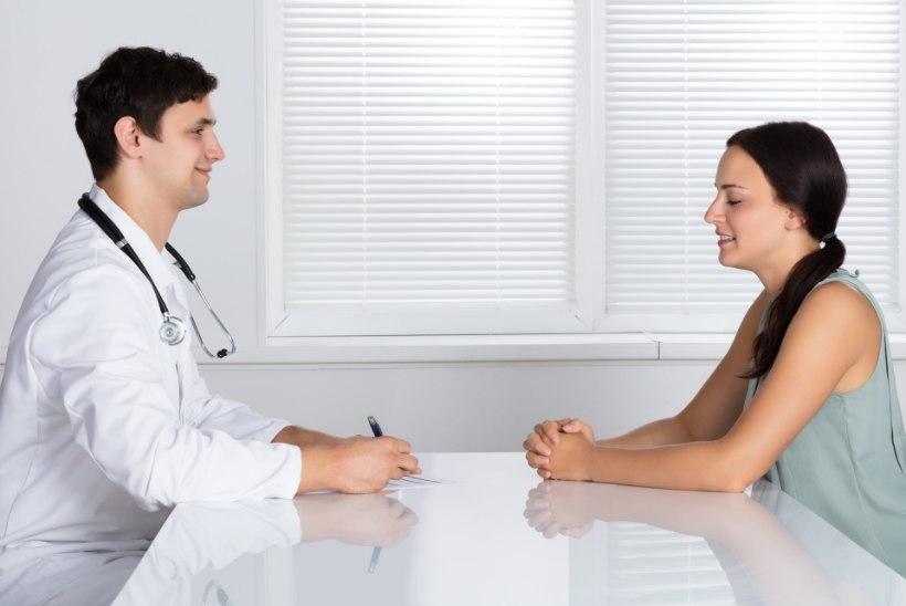 Tagasi valus arst