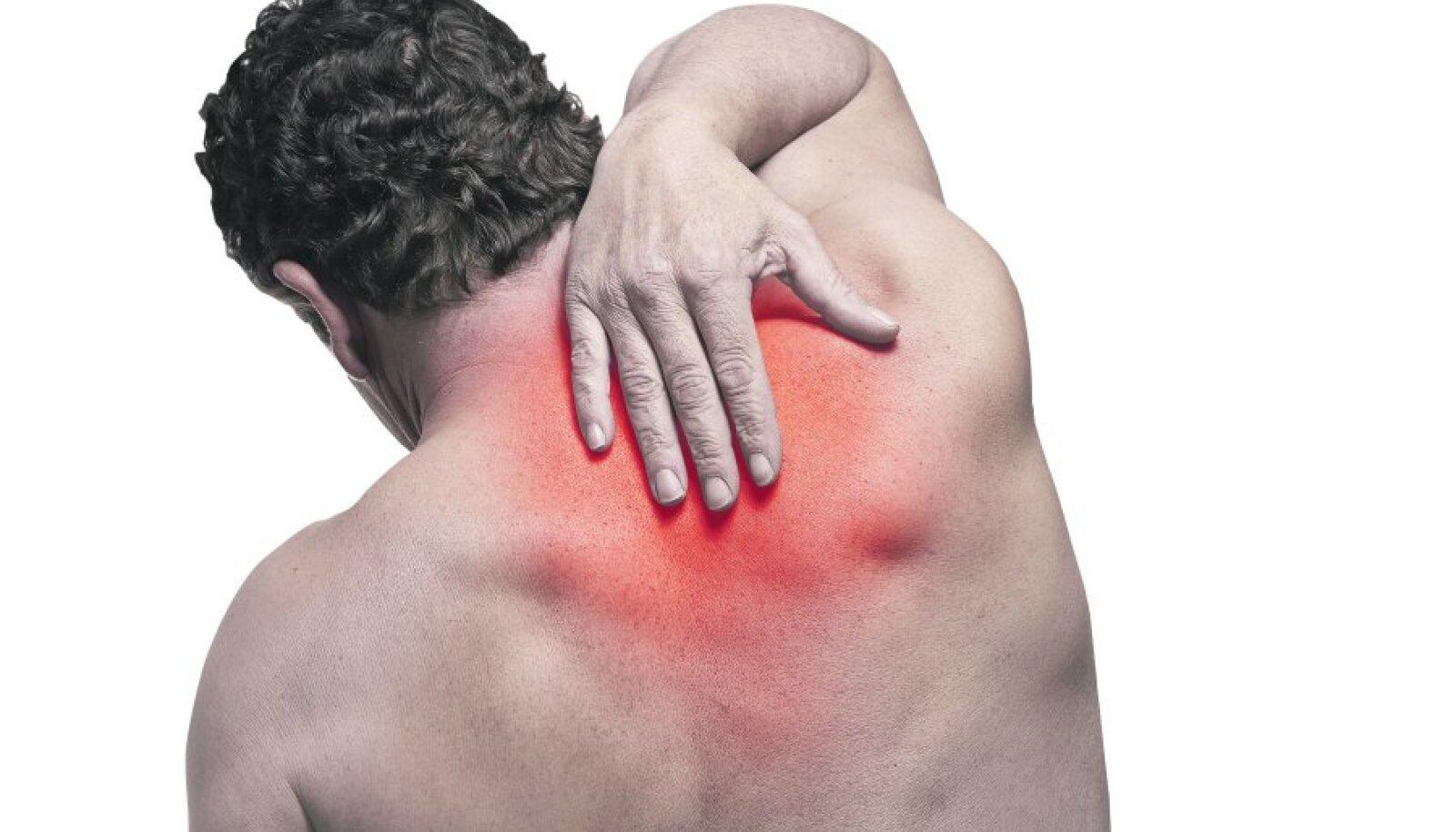 Valu keha liigestes ja laigudel Kui liigesed on haigete inimeste ravimeetodite sormedel haiged