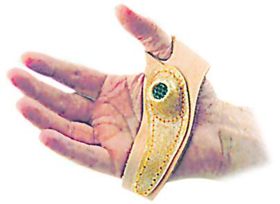 Vasaku kae sorme kinnitused Alguses haiget liigese