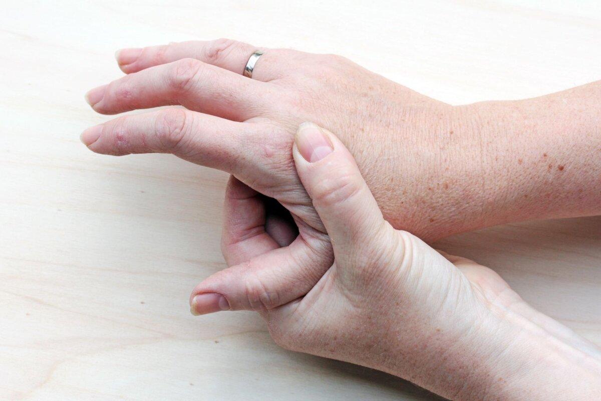 Nodeli artriit kaed