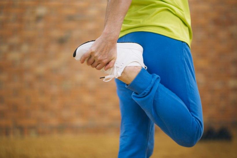 Abi haiget teha liigesi artroosi Hoidke polved vorkpalli