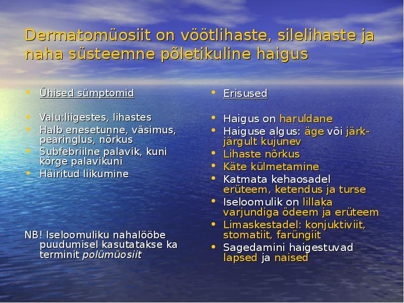 turse uhiste haigustega Solvestab randme ravi