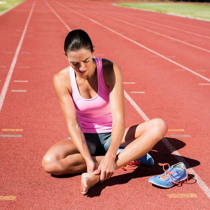 Liigeste ja lihaste tramonid Valutab sorme liigese, kui vajutate
